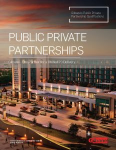 Gilbane's Public Private Partnership Brochure