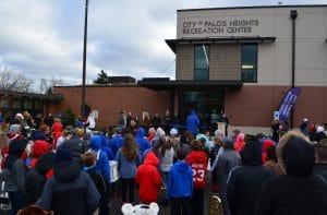 Gilbane Celebrates Palos Heights Rec Center Grand Opening