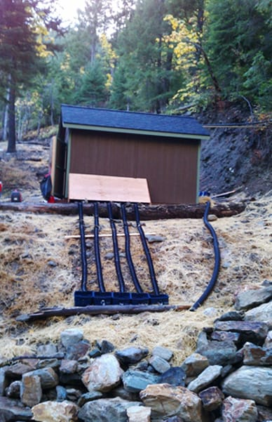 Blue Ledge Mine Superfund Site Remedial Investigation/Feasibility Study (RI/FS)