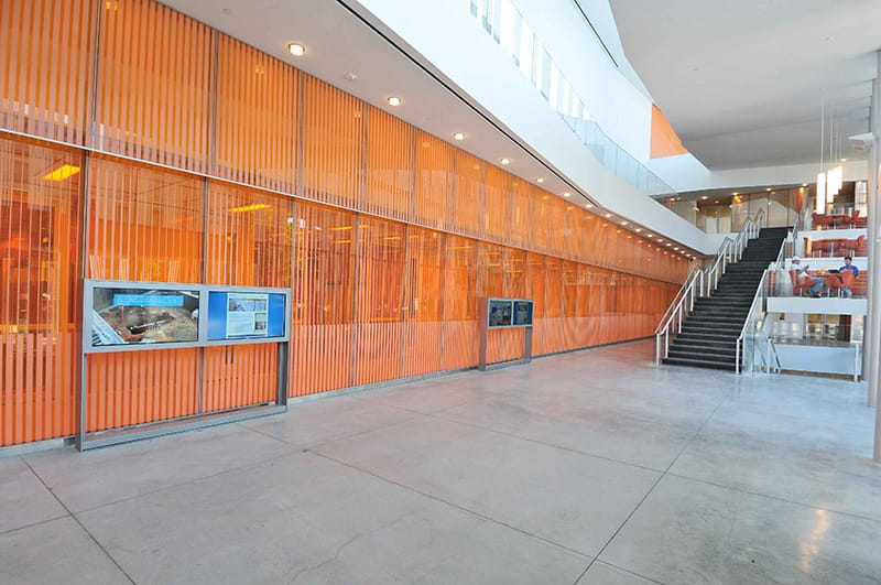 University of Pennsylvania Krishna P. Singh Center for Nanotechnology Interior