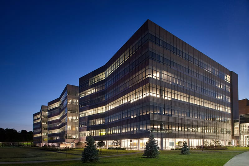 Seven-story Goodyear headquarters built by Gilbane.