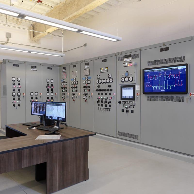 St. Joseph's Hospital Central Energy Plant