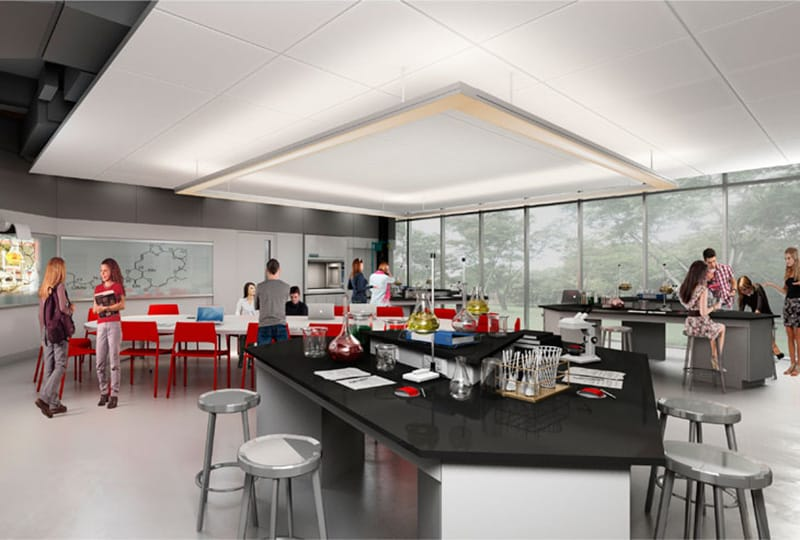 New STEM Center at Dwight-Englewood School integrates a cohesive learning program
