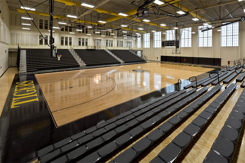 Cleveland Heights-University Heights High School Renovation