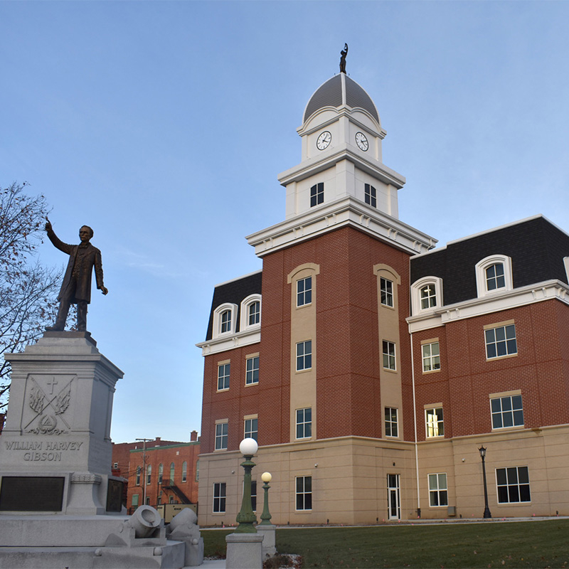 Seneca County Justice Center
