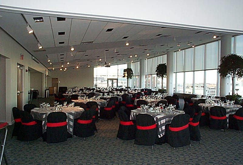 Interior multipurpose room