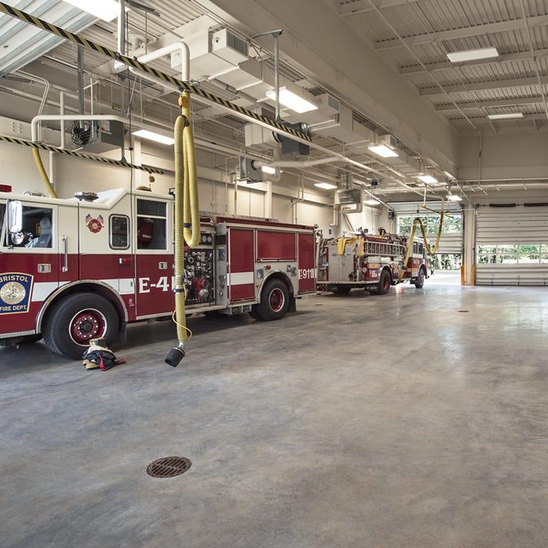 Bristol Fire Station, Engine Company No. 4