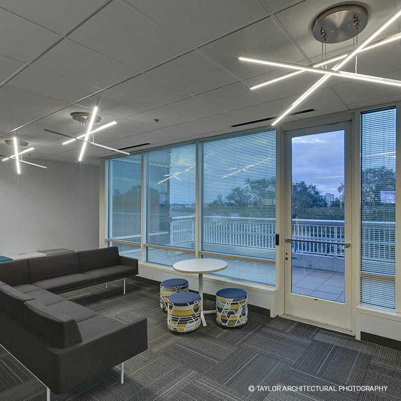 CBRE Group Inc., CardWorks Interior Fit-Out
