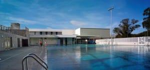 CSU Maritime Academy Aquatics Center