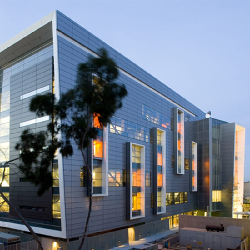 This large, complex building provides some of the most advanced facilities in the nation.