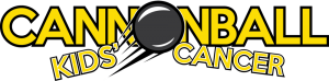 Cannon Ball Kids cancer logo