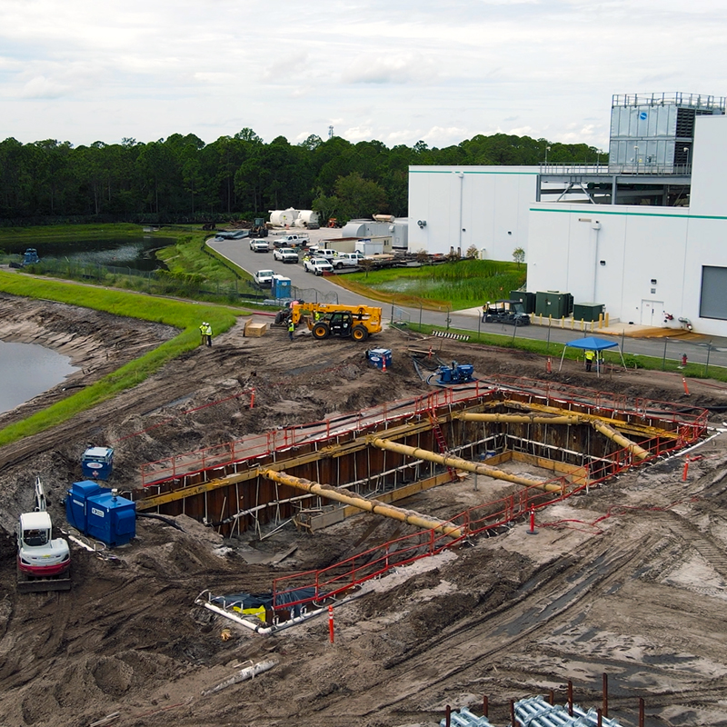 Medical Manufacturing Plant Expansion
