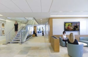 Corporate Interior - Acadian Asset Mgmt