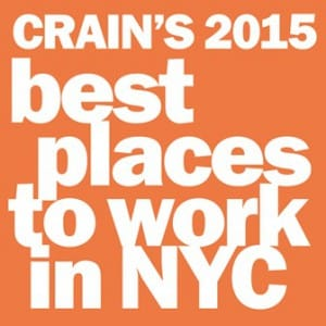 Crains best places to work new york