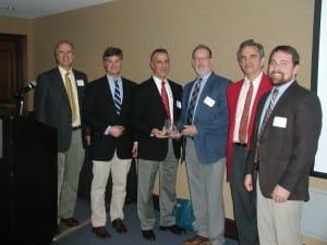 DBIA Award 2015 Brown Hunter Lab