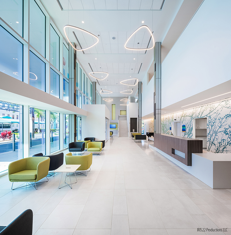 Delray Medical Group Medical Office Building Proton Therapy Cancer Treatment