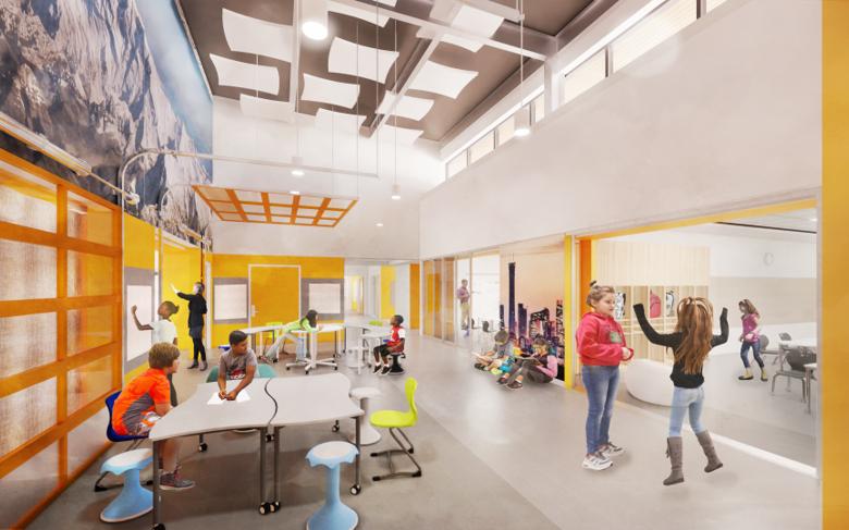 Arlington Public Schools, New Elementary School at Reed Building