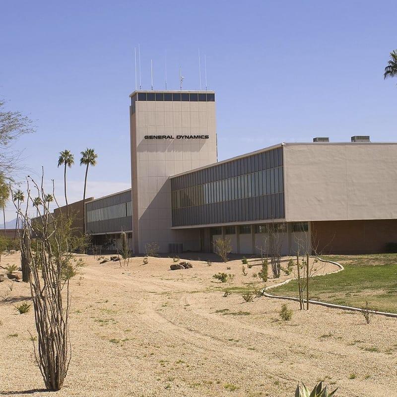 General Dynamics Corporation Office Renovations