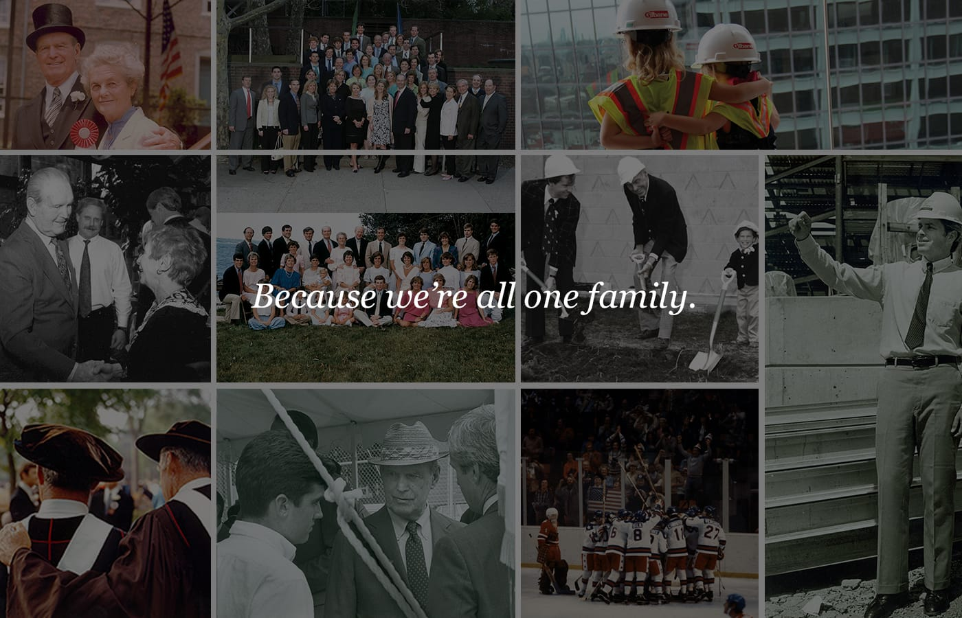 One Family Gilbane Building Company