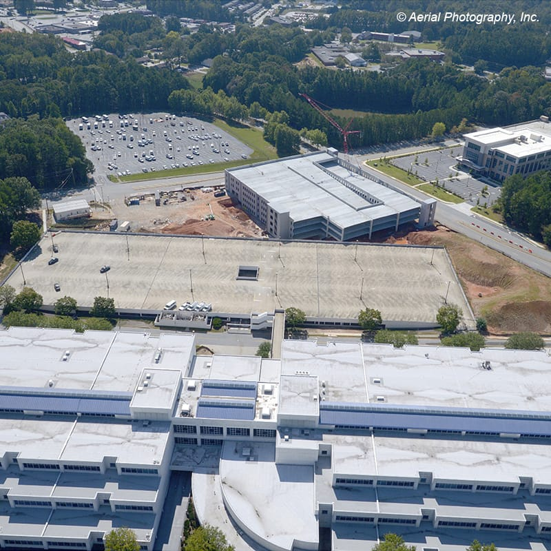 Gwinnett County Justice and Administrative Complex I Gilbane