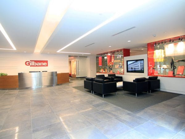 Gilbane Headquarters Renovation