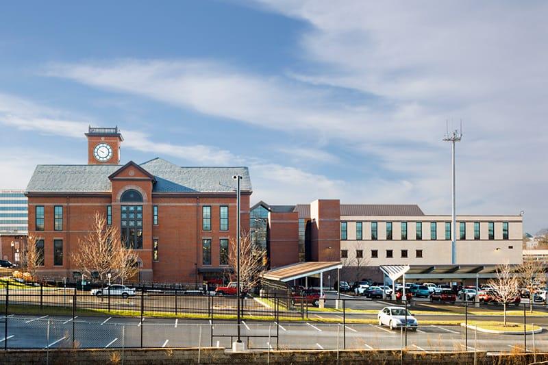Hartford Public Safety Complex - Gilbane