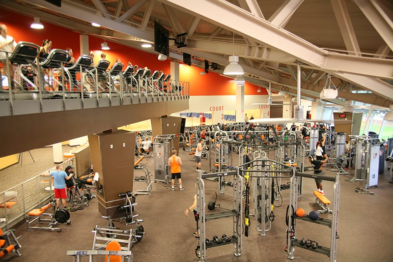 Bowling Green State University Student Rec Center
