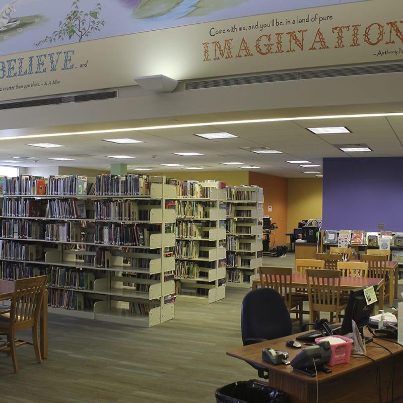 Matteson Public Library
