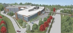 Navy Federal Credit Union (NFCU) Headquarters Campus Expansion Project,