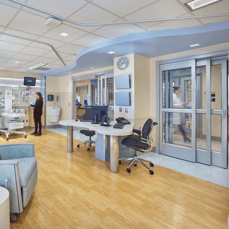 NewYork-Presbyterian Hospital Morgan Stanley Children's Hospital
