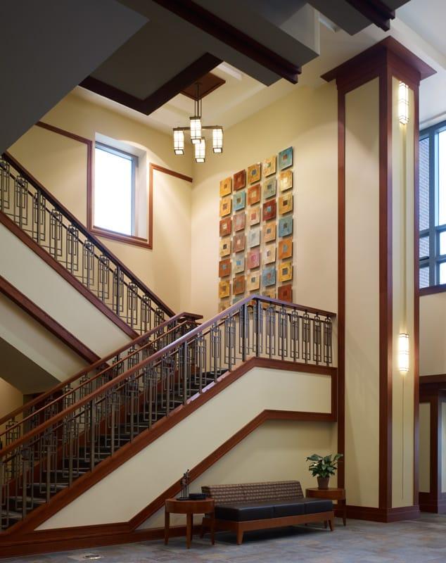 Elmhurst Hospital interior