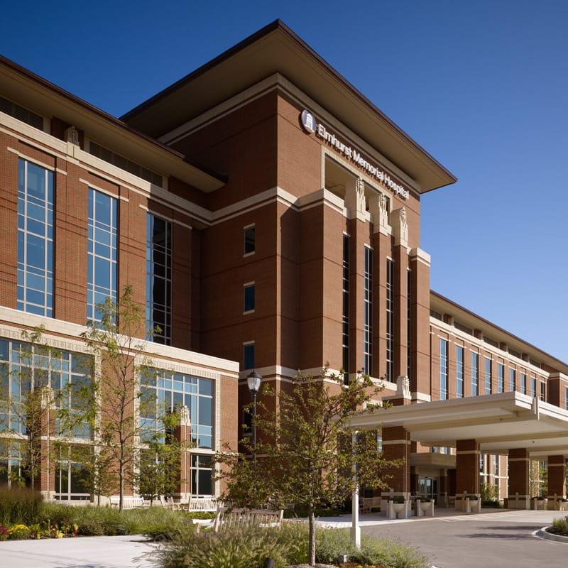 Elmhurst Hospital exterior photo