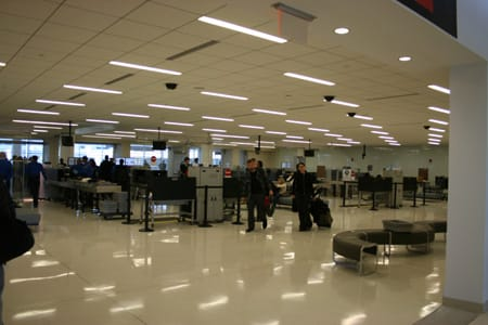 Philadelphia Airport interior
