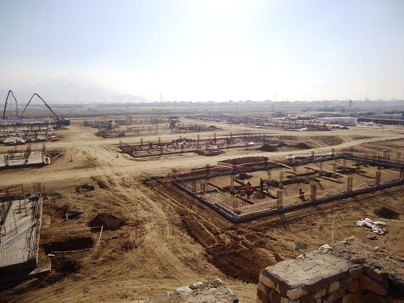 Afghan National Detention Facility Expansion
