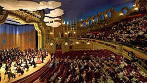 Richmond Performing Arts Committee Richmond CenterStage - Interior