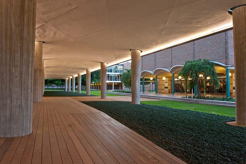 Rice University Brockman Hall for Physics Exterior