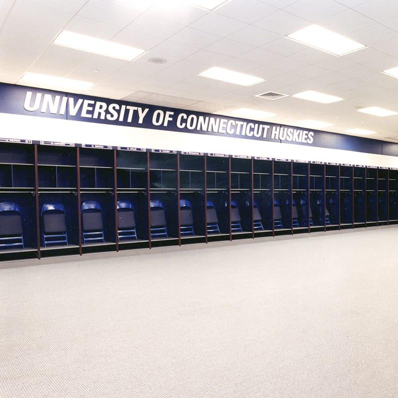 University of Connecticut Rentschler Field Football Stadium