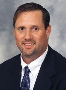 Tom Peacock, Vice President.