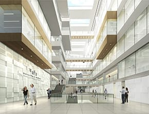 Interior: SUCF University at Buffalo School of Medicine and Biomedical Science