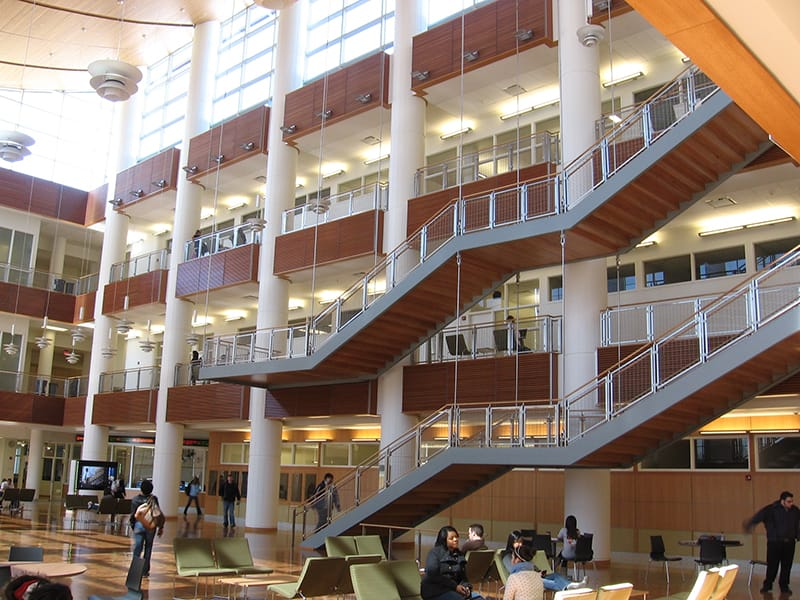 Achieved LEED Platinum Certification and First LEED facility on the Urbana-Champaign campus