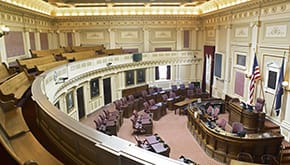 Virginia Capitol Interior