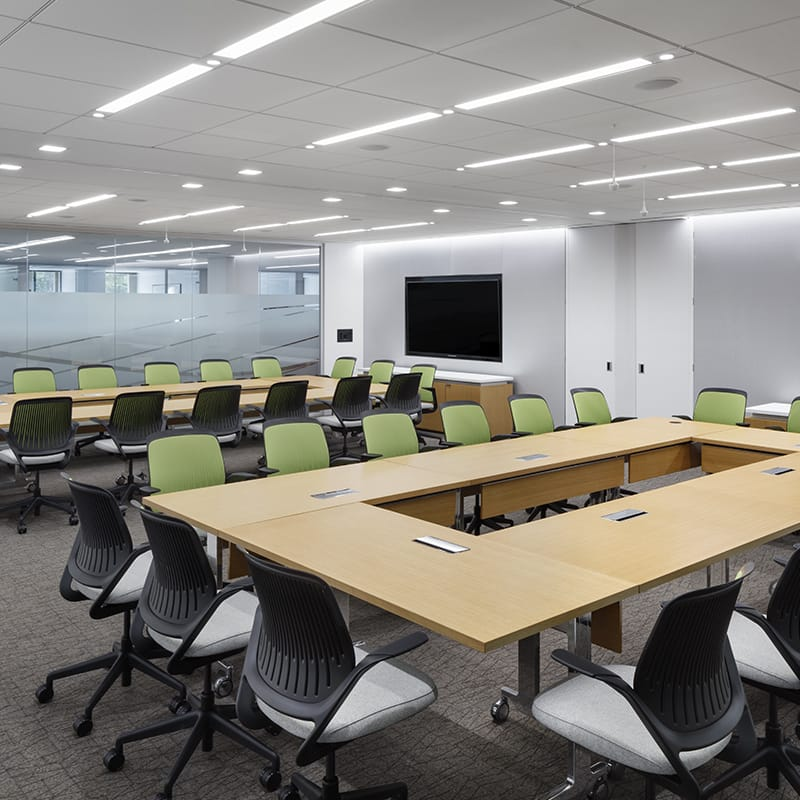 Wells Fargo Office Fit-out