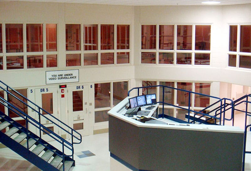 Will County Adult Detention Facility Expansion / Gilbane