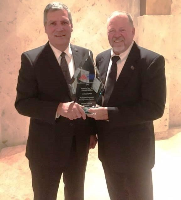 Phillips 66 Project Receives Project of the Year Award