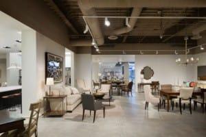 Baker Furniture Showroom, division of Kohler